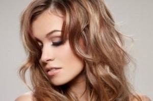 Стрижка итальянка на средние волосы