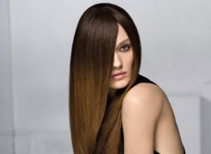 Прически на длинные темные волосы