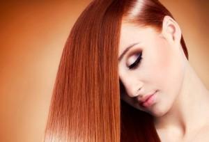 Креативное выпрямление волос в домашних условиях