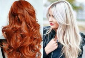 Как самой покрасить длинные волосы дома