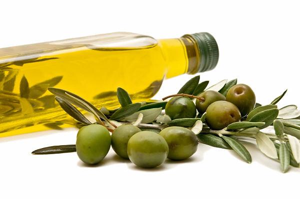 С оливками