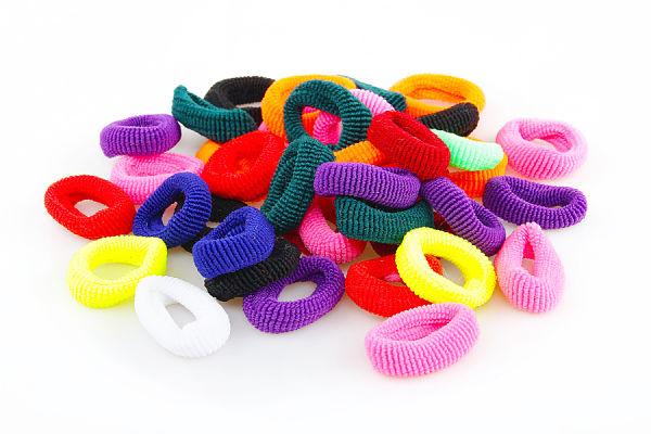 Цветные резинки